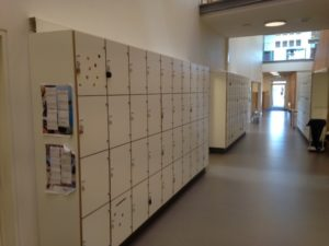 Lockers overbygning